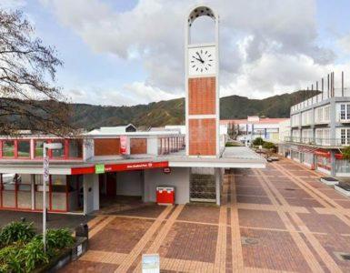 Naenae clock tower