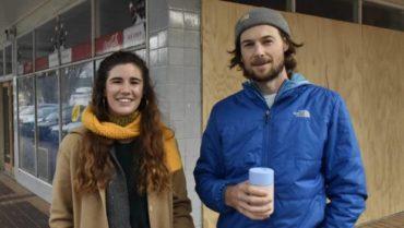 Lauren Tennent and Matthew Lamason