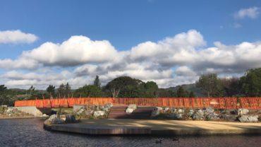 The new Avalon Park Bridge