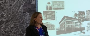 City Archivist Jennie Henton