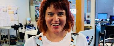 Kate McDonald - new 1st Assembly manager