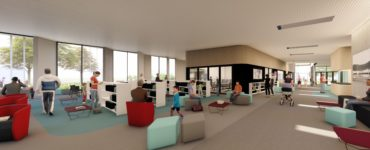 Interior Impression Naenae community hub