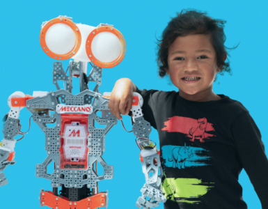 Boy and Robot