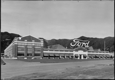 Ford Factory Seaview Lower Hutt