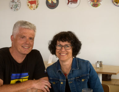 Reverends Alison and Martin Robinson Naenae Stories