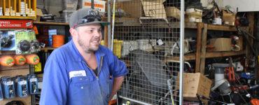 Naenae mowers and cycle repairs gareth