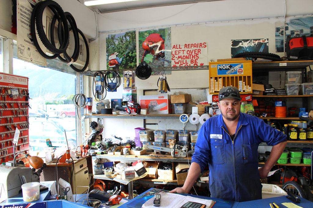 Naenae Mowers and cycle repairs