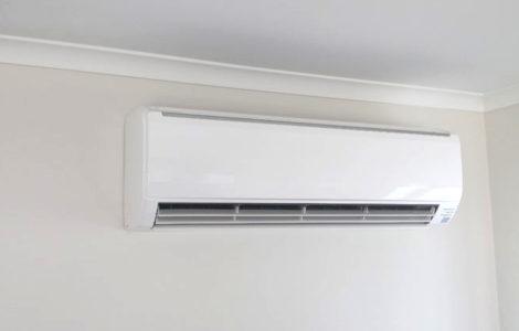 Photo of heat pump