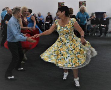 Senior Regional Games Dancing