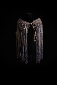 Woven Kākahu (cloak)