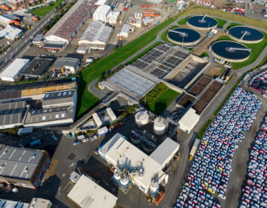 Seaview Waste Water Treatment Plant