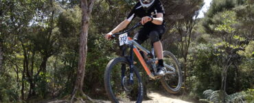 Mountain biking Waiu Park