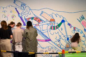 Claudia Kogachi: There's No I in Team – Artist Talk March 15, 2020 Dowse Art