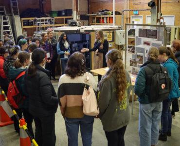 IYM 2021 WSP with Lia van den Kerkhof, Research Scientist - Pavements & Surfaces, WSP